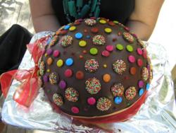 Cake_chocolate